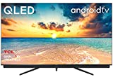 TCL 65C815K 65-inch QLED Television, 4K Ultra HD, Smart Android TV with Freeview Play, 100Hz Motion Clarity, HDR 10+, Dolby Vision, Voice Control, Frameless Design, Works with Google Assistant & Alexa