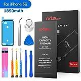 Batería para iPhone 5S 1850mAH Reemplazo de Alta Capacidad,...