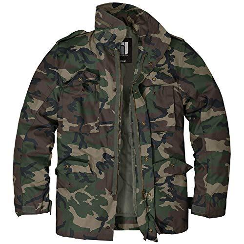 bw-online-shop M65 Standard Feldjacke woodland - XXL
