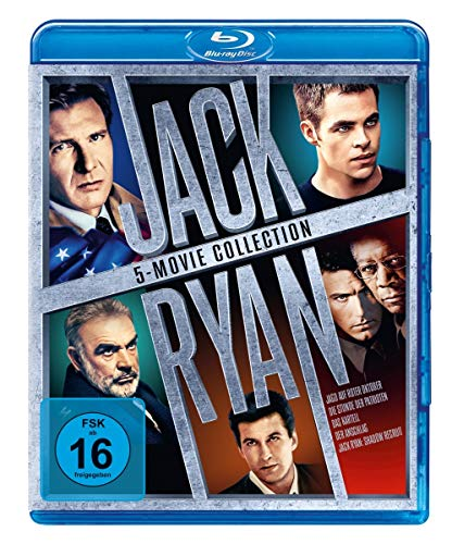Jack Ryan - 5-Movie Collection [Blu-ray]