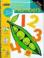 I Know Numbers (Preschool) (Step Ahead) by Golden Books(1999-08-13)