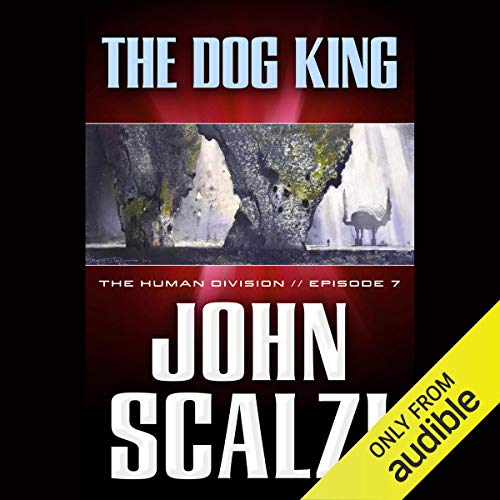 The Dog King cover art