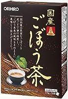 オリヒロ 国産ごぼう茶 26袋×6個