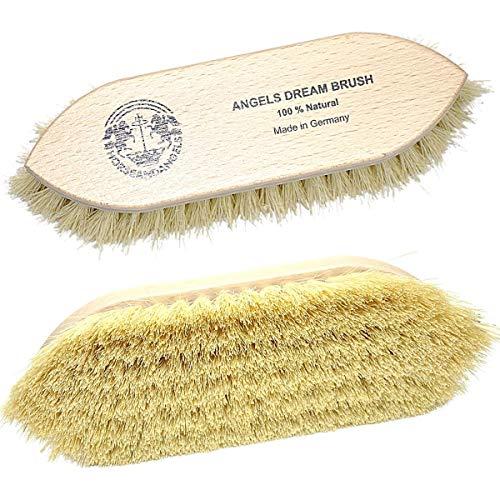 HORSEANDANGELS Cepillo para caballos – Cepillo para el polvo de caballo – Cepillo de pelo para limpieza y brillo – Accesorio de limpieza para caballos