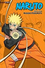 Naruto (3-in-1 Edition), Vol. 18: Includes vols. 52, 53 & 54 (18)