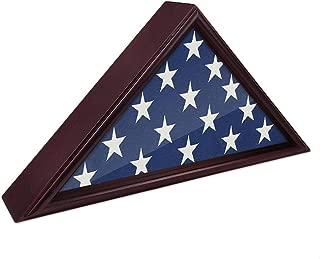 Best flag shadow box dimensions Reviews