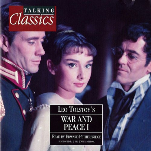 War and Peace, Part 1 audiobook cover art