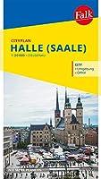 Falk Cityplan Halle (Saale) 1:17 500