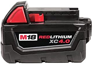 Best milwaukee m18 redlithium xc 3.0 Reviews