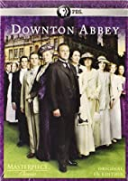 Masterpiece: Downton Abbey Complete Seasons 1, 2, & 3 DVD Set (Original U.K. Edition)