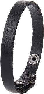 joymiao Leather Bracelet for Men Women Handmade Cuff Bangle Rope Bracelets Casual Jewelry - Teen Girls,Boys Gifts