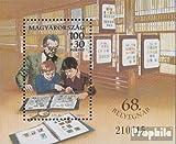 Prophila Collection Hungría Bloque 233 (Completa.edición.) 1995 filatelia (Sellos para los coleccionistas) Sello en Sello