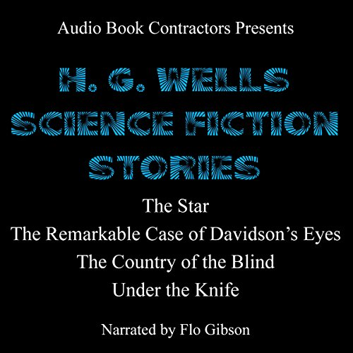 H. G. Wells Science Fiction Stories cover art