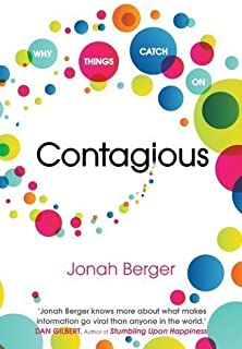 Contagious of Jonah Berger on 14 March 2013