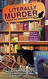 Literally Murder (A Black Cat Bookshop Mystery Book 4)