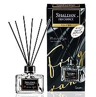 【まとめ買い】シャルダン SHALDAN フレグランス リビング専用 芳香剤 部屋用 ベルベットムスク 本体 80mL×8個