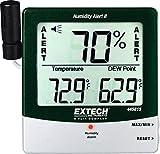 Extech 445815 Medidor de humedad con alarma y...