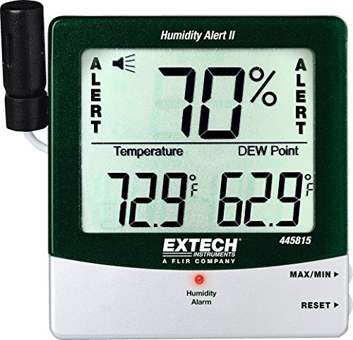 10 best hygrometers with mold alert for 2020