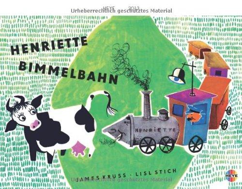 Henriette Bimmelbahn Spiral Date Book 2013