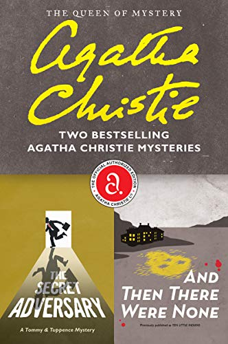 The Secret Adversary & And Then There Were None Bundle: Two Bestselling Agatha Christie Mysteries (English Edition)