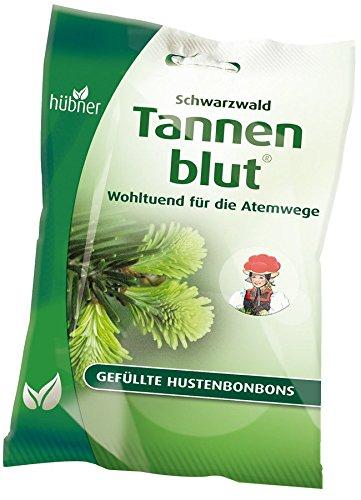 Hübner Tannenblut Hustenbonbons, 75 g