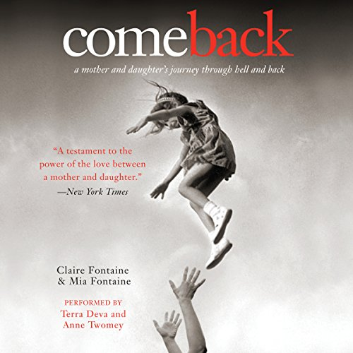 Come Back audiobook cover art