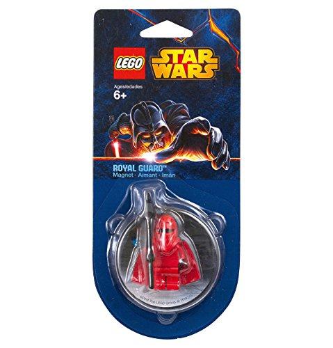 LEGO  Star Wars Magnet - Imperial Guard Figur Royal Minifigur 851002
