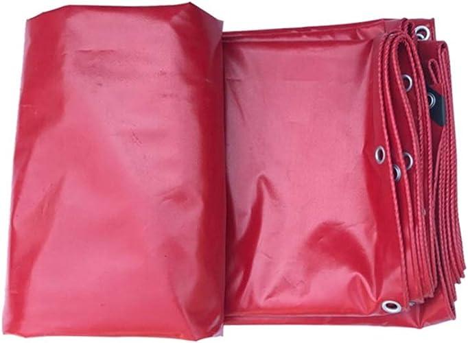 Linana Bache extérieure, Couverture imperméable de remorque d'écran Solaire de Tissu, bache résistante de Tissu de Couverture de PVC