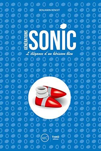Générations Sonic: L'élégance d'un hérisson bleu (Sagas) (French...