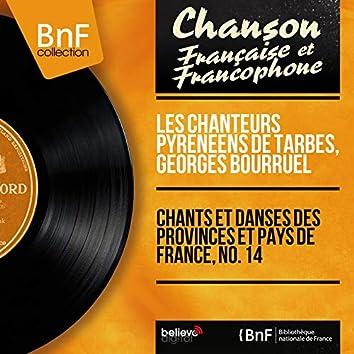 Chants et danses des provinces et pays de France, no. 14 (Mono Version)