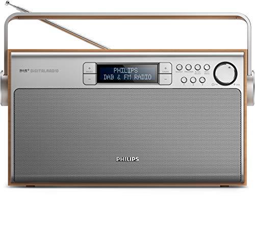 Philips AE5220/12 - Radio portátil, Dab+...