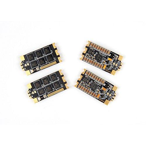 Wchaoen Holybro Tekko32 35A BLHeli_32 ESC Dshot1200 2-6S Eingebauter Stromsensor for RC Drone FPV Racing Werkzeugzubehör