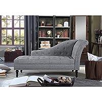 Rosevera Deedee Chaise Foam Lounge