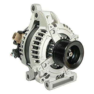 DB Electrical AND0507 New Alternator For 5.7L 5.7 4.6L 4.6 Toyota Tundra Truck 07 08 09 10 11 12 13 14 15 2007 2008 2009 2010 2011 2012 2013 2014, Sequoia 4.6L 5.7L 08 09 10 11 12 13 14 2008 2009 2010