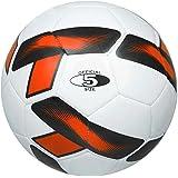 サッカーボール 4号 5号 3号 検定球 空気入れ 子供 小学生 中学生 中学 高校 大学 練習 試合 サッカー大会 軽量 オレンジ 5号