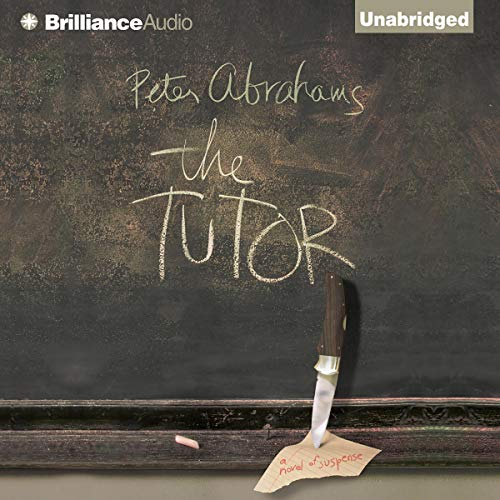 The Tutor audiobook cover art