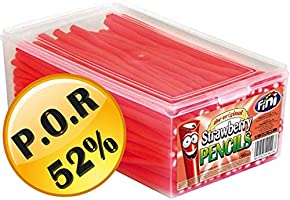 Fini Strawberry Pencils (Tub of 100)