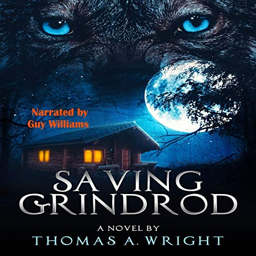 Saving Grindrod audiobook cover art