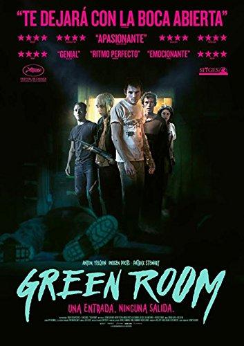 Green Room Blu-Ray [Blu-ray]