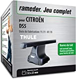 Rameder Pack Barres de Toit SquareBar pour CITROËN DS5 (116074-09685-1-FR)