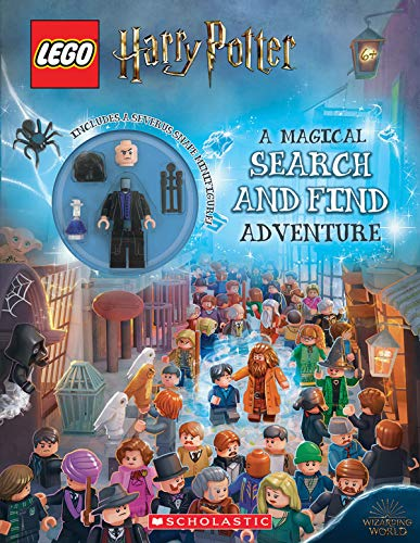 Lego Harry Potter: A Magical Search and Find Adventure (Acti
