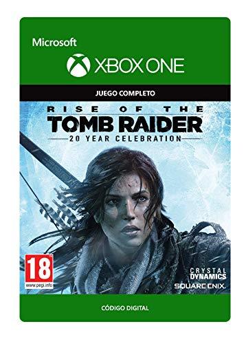 Rise of the Tomb Raider: 20 Year Celebration   Xbox One - Código de descarga