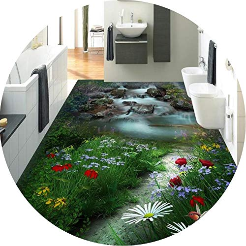 ZRUYI Long Runner Rugs For Hallway Area Rugs Corridor Carpet 3D Home Living Room Bedroom Aisle Carpet, Cuttable, Customize Size (Color : A, Size : 1.3x3m)