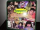 Crayola 1999 Millennium Special Edition Caja de lata de 64 unidades