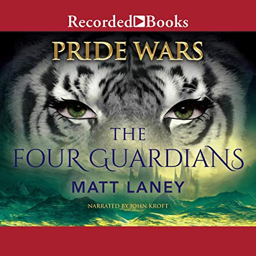 The Four Guardians audiobook cover art
