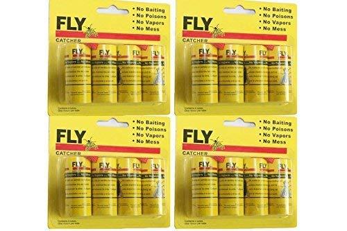 Cotton fly Fly Paper Strips,Fly Trap, Fly Catcher Trap, Fly Ribbon,...