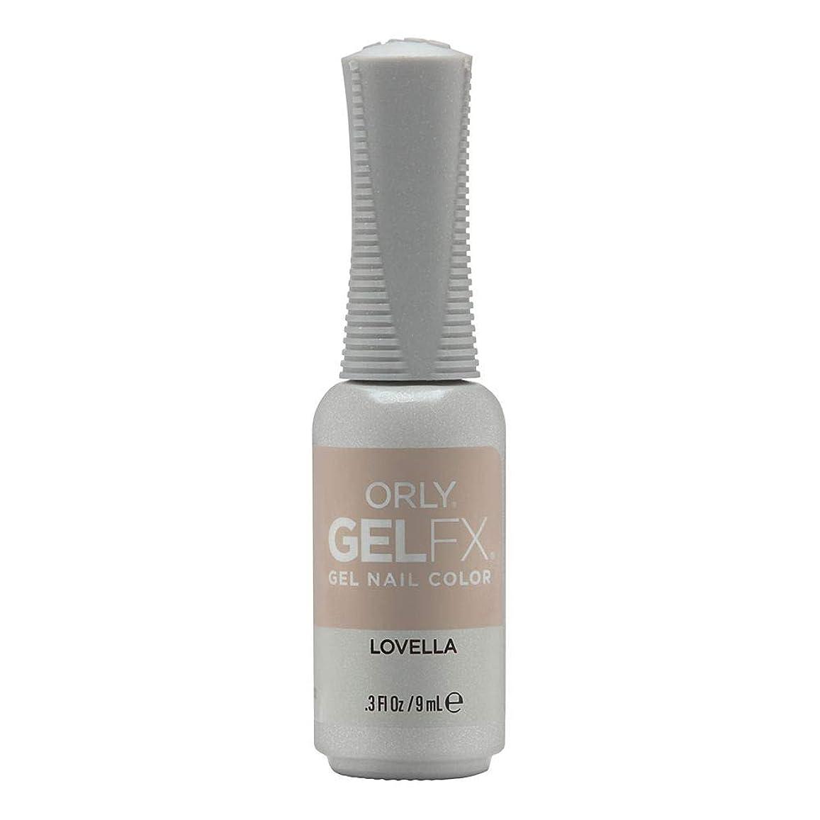 平和篭エトナ山ORLY Gel FX - Radical Optimism 2019 Collection - Lovella - 0.3 oz / 9 mL