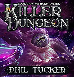 Killer Dungeon audiobook cover art