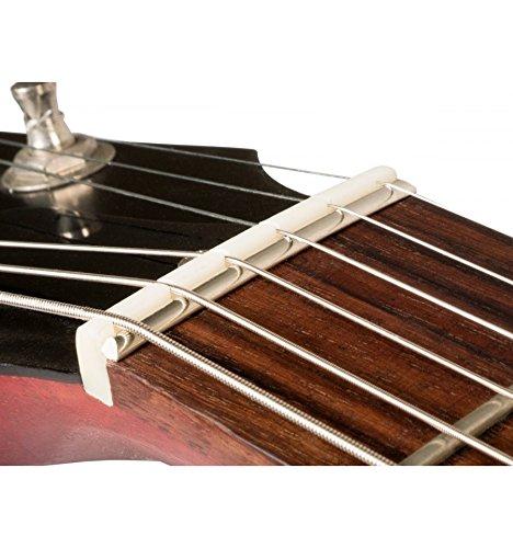 Zero Glide ZS-1 - Silla pre-entablada para guitarra tipo Gibson