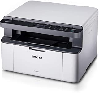 Brother DCP-1510 Mono Laser Multi-Function Printer- Print/Scan/Copy, USB 2.0, Compact, A4 Printer, Small Office/Home Print...